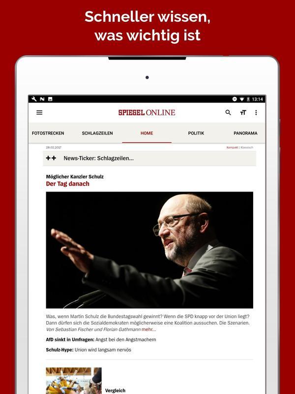 spiegel online news apk download free news magazines app for android. Black Bedroom Furniture Sets. Home Design Ideas