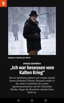 DER SPIEGEL apk screenshot
