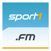 SPORT1.fm – Deine Fußballwelt für unterwegs icon
