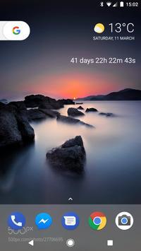 Vacation Countdown screenshot 1