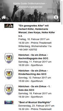 SG Gräfenhainichen screenshot 1