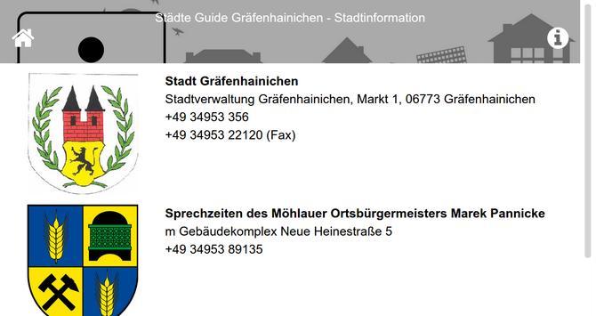 SG Gräfenhainichen screenshot 2