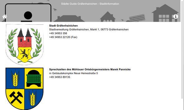 SG Gräfenhainichen screenshot 6