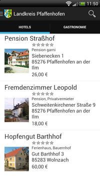 Landkreis Pfaffenhofen screenshot 4