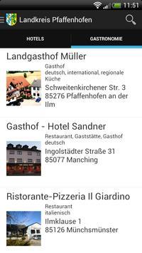 Landkreis Pfaffenhofen screenshot 5
