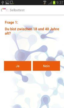 Deutsche Stammzellspenderdatei screenshot 3