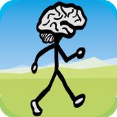 Gehirntraining & geistige Fitness icon