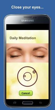 Daily Meditation screenshot 2