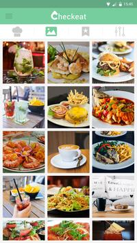 checkeat - eat and drink apk screenshot
