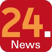 Station24. Smart-News icon