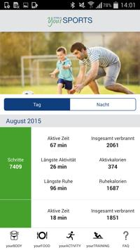 STEBLA YourSPORTS apk screenshot