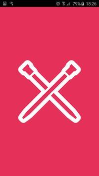 KNITTT - Row Counter App poster