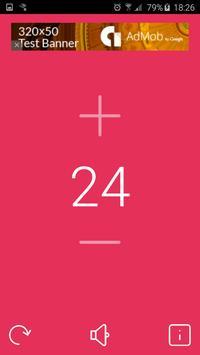 KNITTT - Row Counter App screenshot 1