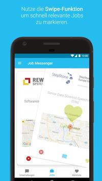 Job Messenger apk screenshot