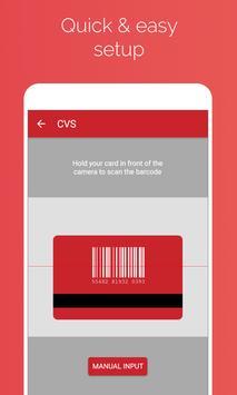 Stocard - Rewards Cards Wallet apk screenshot