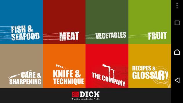 F. DICK Cut App FREE apk screenshot