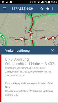 Strassen-SH apk screenshot