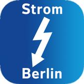 Stromnetz Berlin StörMeldung icon