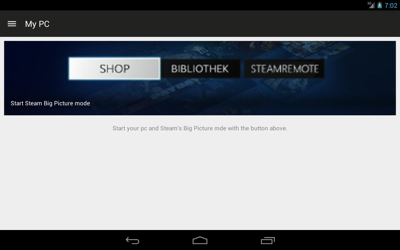 Steam Remote for Android - APK Download