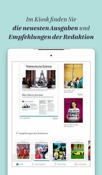 Süddeutsche Zeitung Zeitungsapp screenshot 19