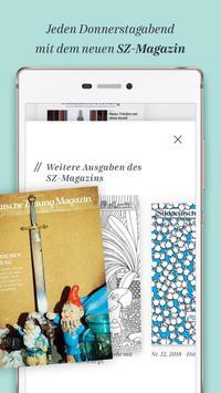 Süddeutsche Zeitung Zeitungsapp screenshot 3