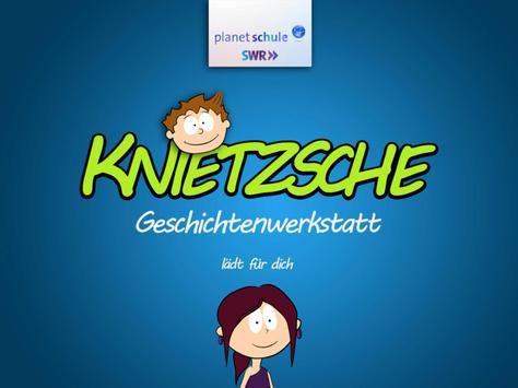 Knietzsches Werkstatt poster
