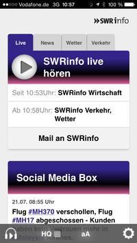 SWRinfo poster