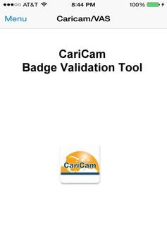 CariCam Badge Control apk screenshot