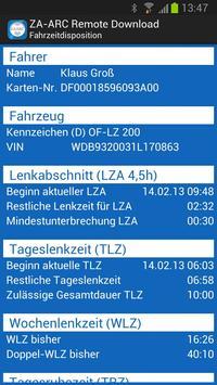 ZA-ARC Remote Download apk screenshot