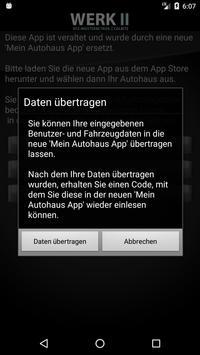 Mein Autohaus screenshot 1