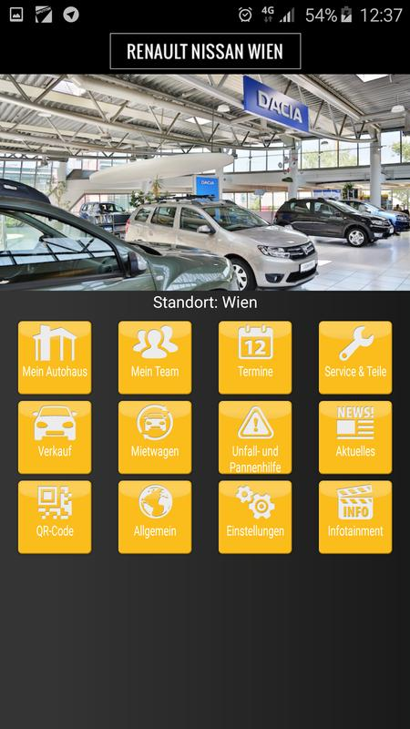 autohaus renault nissan wien for android - apk download