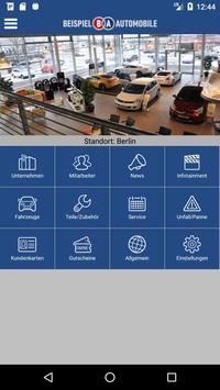 Mein Autohaus App poster