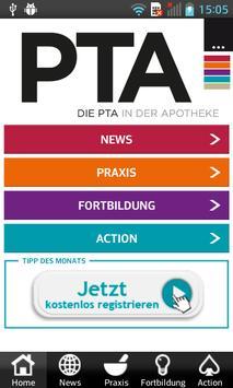 DIE PTA poster
