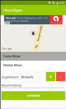 Polizei-Kontrollen apk screenshot