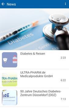 DiabetesWebTV screenshot 1