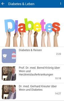 DiabetesWebTV screenshot 2