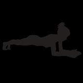 30 Tage - Plank Challenge icon