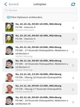 Paracelsus Studentenportal+ apk screenshot