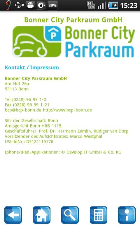 Bonner City Parkraum For Android Apk Download