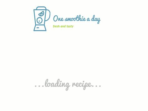 One smoothie a day apk screenshot