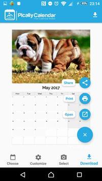 Pically – Free Calendar Maker screenshot 2