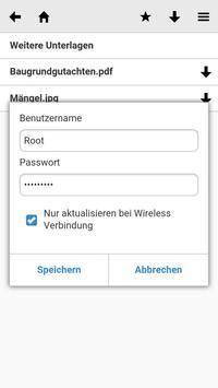 Handwerkerportal Immo-Expert screenshot 1