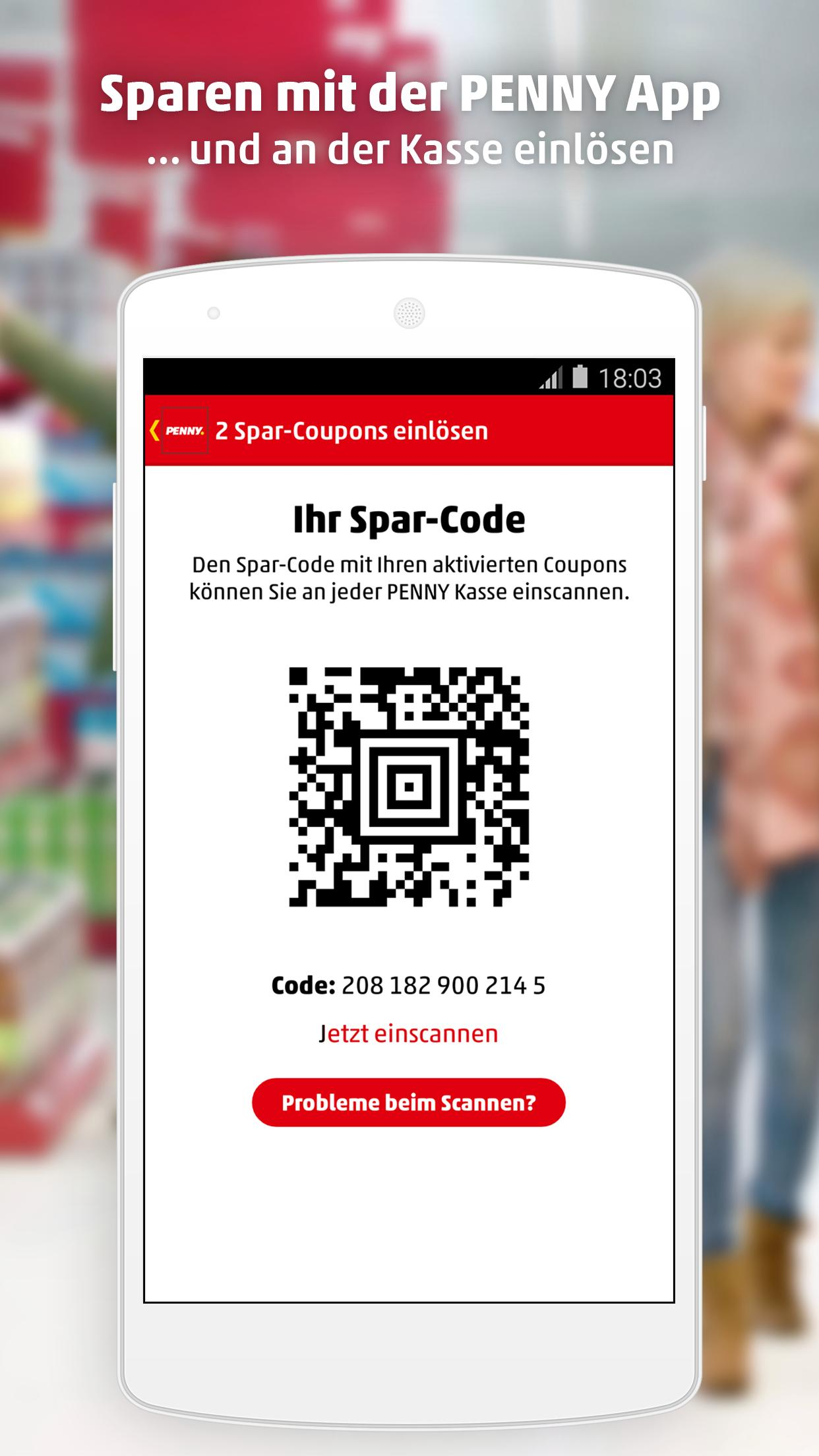 Supermarkt Coupons