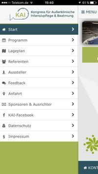 KAI-Kongress apk screenshot