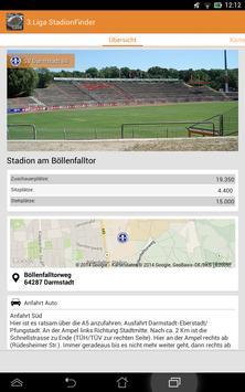 3.Liga - StadionFinder screenshot 5