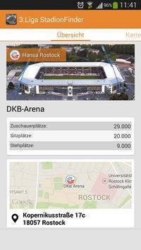 3.Liga - StadionFinder screenshot 1