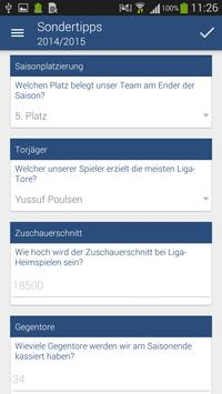 RB-Fans.de Tippspiel apk screenshot