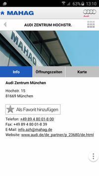 MAHAG München apk screenshot