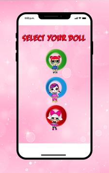 Lol Surprise Dolls And Eggs Piano Tiles screenshot 1