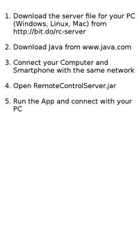 Remote Control PC[Open Source] for Android - APK Download